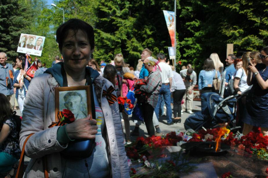 На фото Любовь Алексеевна / Фото: пресс-служба Зеленоградского городского округа