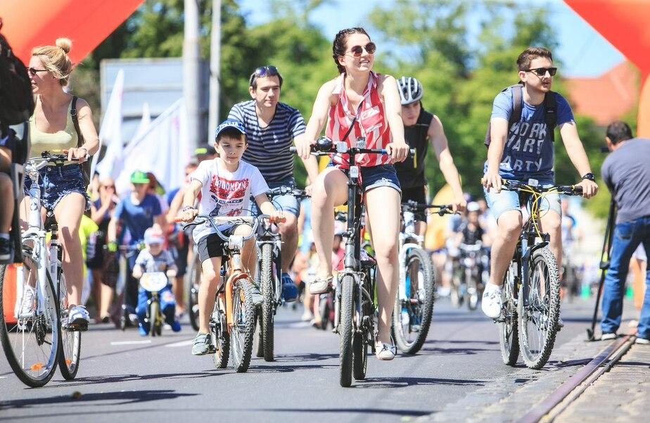 27 мая в Калининграде пройдёт велопарад - Новости Калининграда