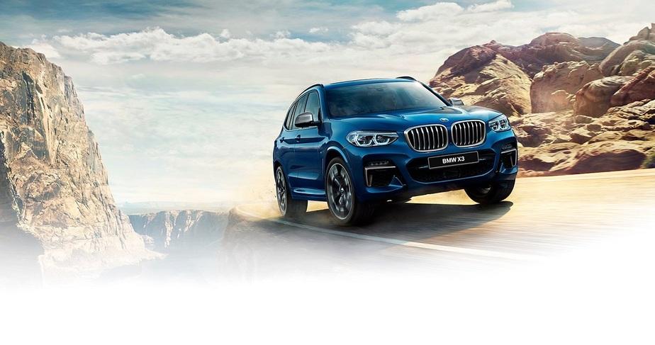 """""""Рус Моторс"""": BMW X3 — символ возможностей - Новости Калининграда"""