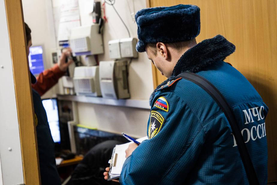 """В регионе из-за нарушений пожарной безопасности закрыто не более 10% торговых центров - Новости Калининграда   Архив """"Клопс"""""""