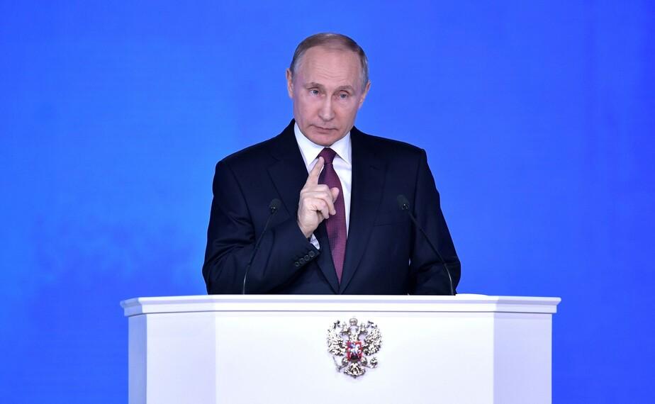 РБК: во время июньской прямой линии Путин будет звонить губернаторам - Новости Калининграда | Фото: kremlin.ru