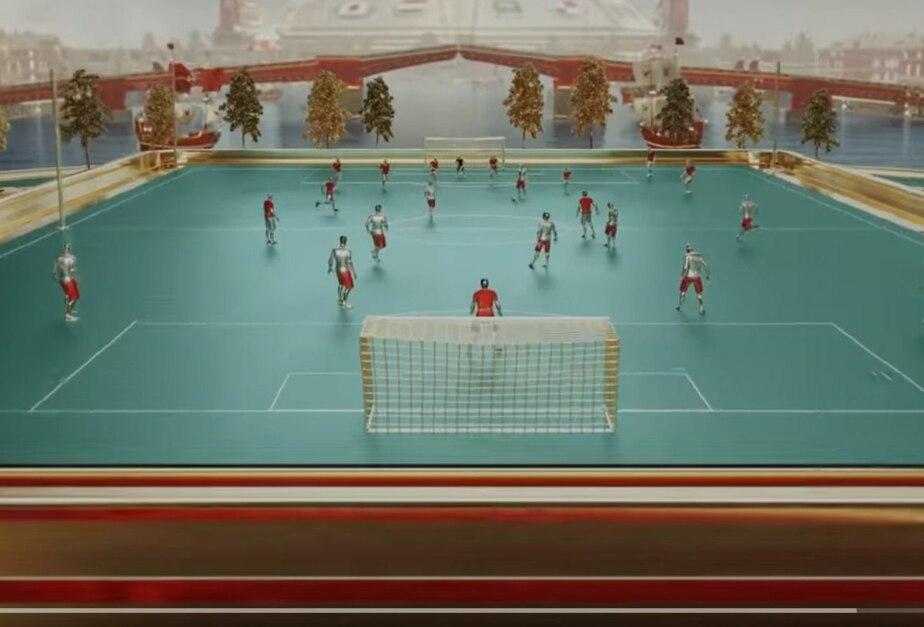 FIFA показала официальную заставку ТВ-трансляций матчей ЧМ-2018  - Новости Калининграда | Фото: кадр из видео