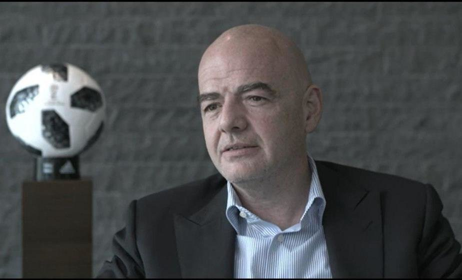 Фото: пресс-служба FIFA