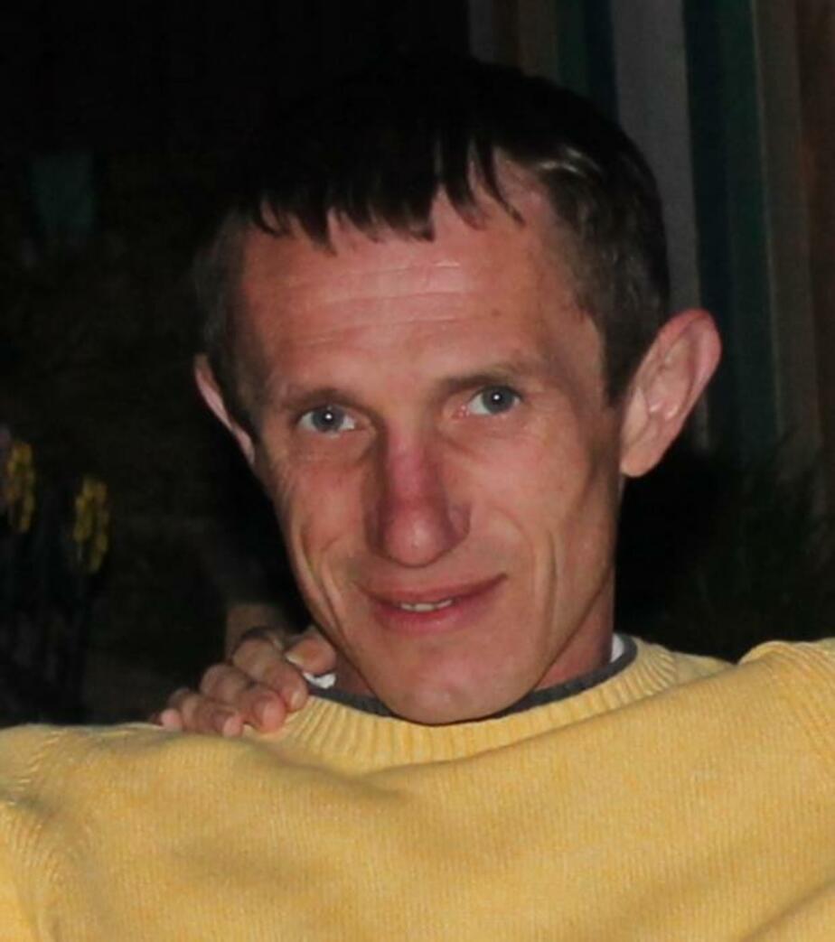 На фото пропавший Андрей Филипов / Фото из личного архива семьи