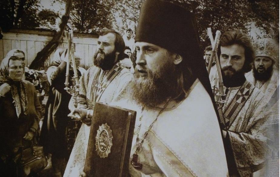 Архимандрит Аркадий (Недосеков). Фото: Facebook Альберта Алылова
