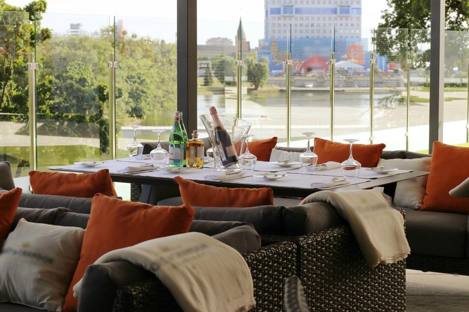 Премьера летнего сезона в пятизвёздочном отеле Crystal House Suite Hotel & SPА - Новости Калининграда