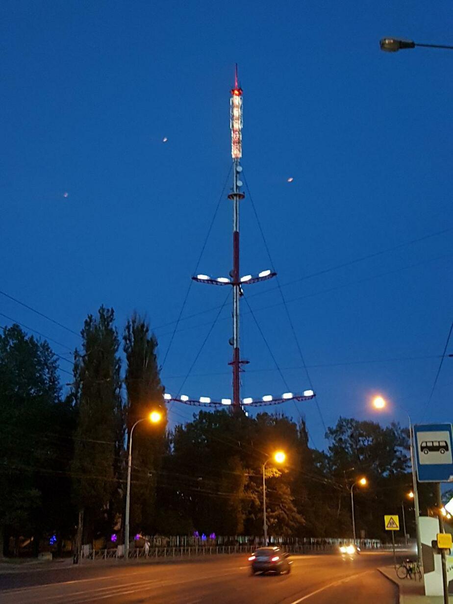 На телебашнях в 11 городах ЧМ-2018 установили светящуюся символику - Новости Калининграда