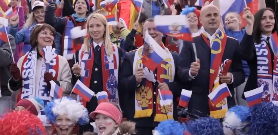 СК России снял ролик к чемпионату мира по футболу - Новости Калининграда | Кадр видеозаписи СК РФ