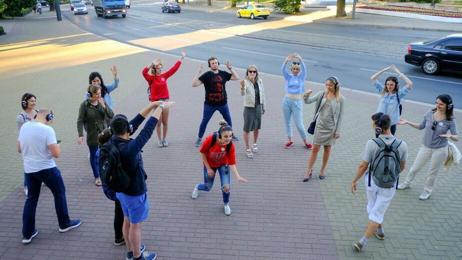 Впервые в Калининграде: что представляют собой спектакли-прогулки - Новости Калининграда