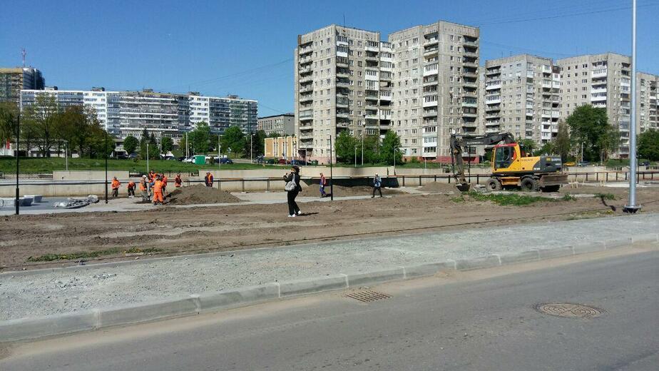 На шести улицах Калининграда завершился ремонт дорожного полотна - Новости Калининграда   Фото: Александр Тимофеев