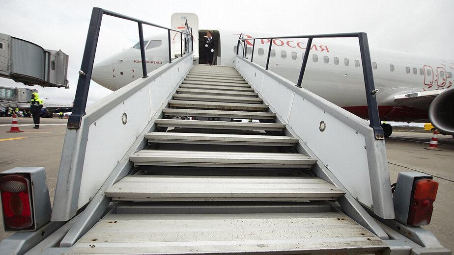 """Невостребованные субсидии на полёты в Калининград пойдут на популярные отпускные маршруты - Новости Калининграда   Архив """"Клопс"""""""