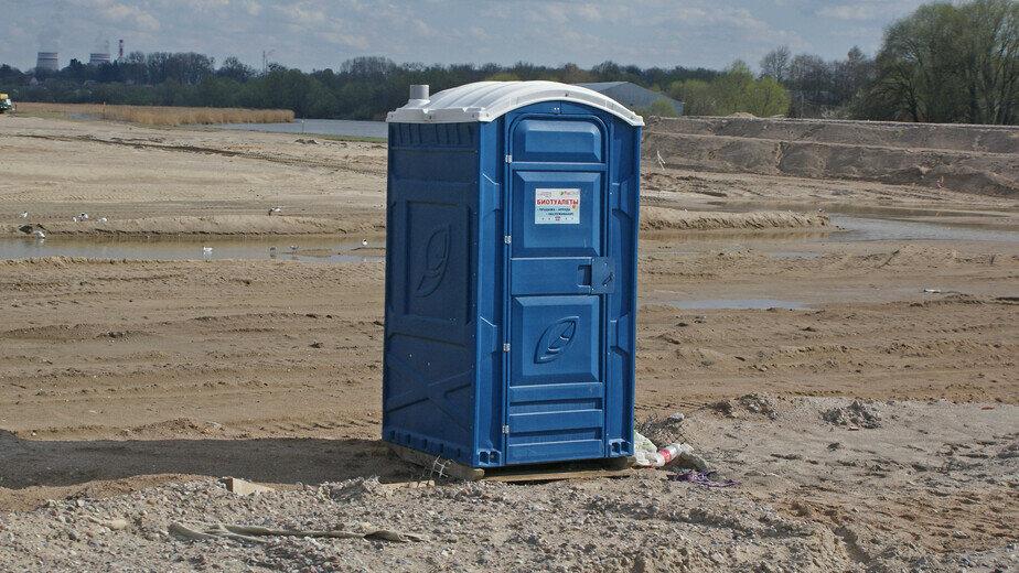 Где поставят бесплатные туалеты в день матча Сербия — Швейцария (карта) - Новости Калининграда