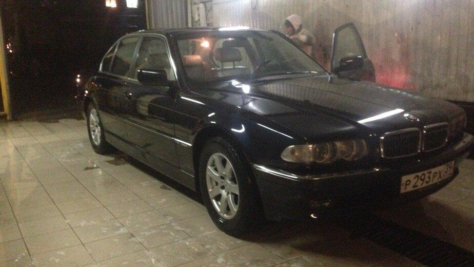 В Луговом во время тест-драйва угнали выставленный на продажу BMW - Новости Калининграда | Фото предоставила владелица машины