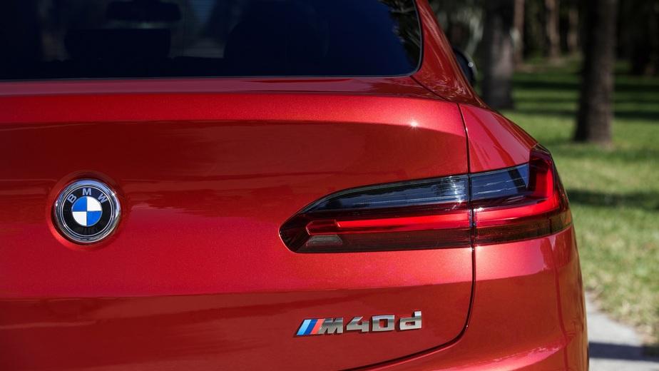 Новый BMW X4: время показать характер - Новости Калининграда