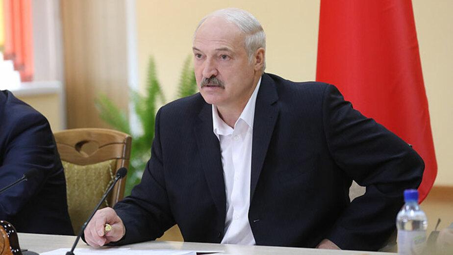 Фото: пресс-служба администрации президента Белоруссии