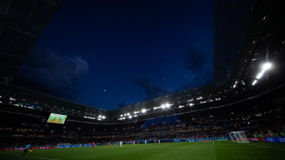 Во время матча Испания — Марокко в Калининграде пойдёт дождь - Новости Калининграда