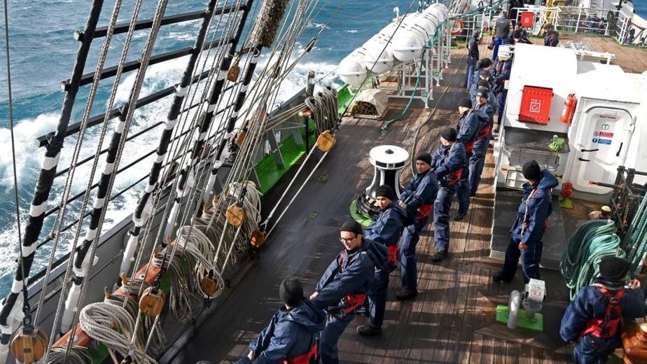 Фото: пресс-служба Балтийской государственной академии рыбопромыслового флота