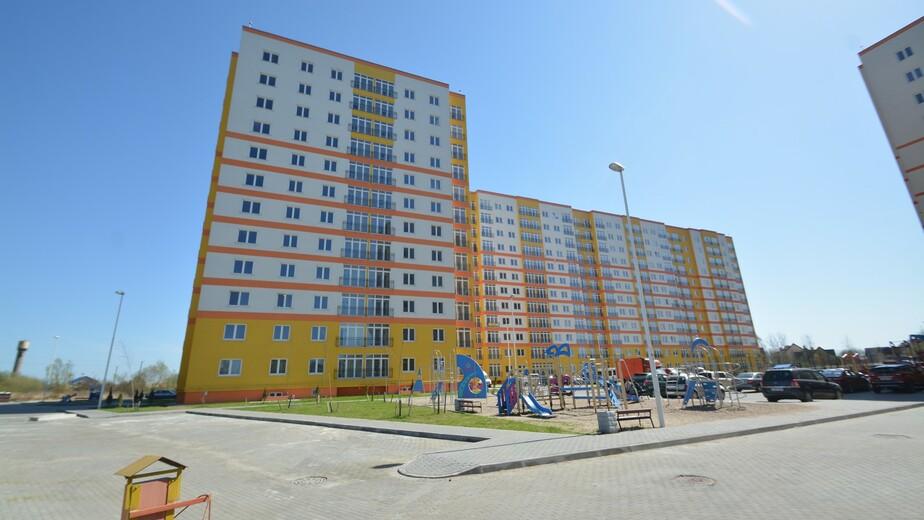 Микрорайон Васильково готов принять первых жильцов — дом сдан - Новости Калининграда