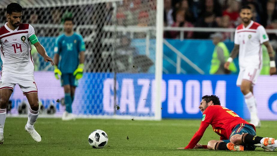 Испания — Марокко: все эмоции одного матча в десяти фотографиях - Новости Калининграда