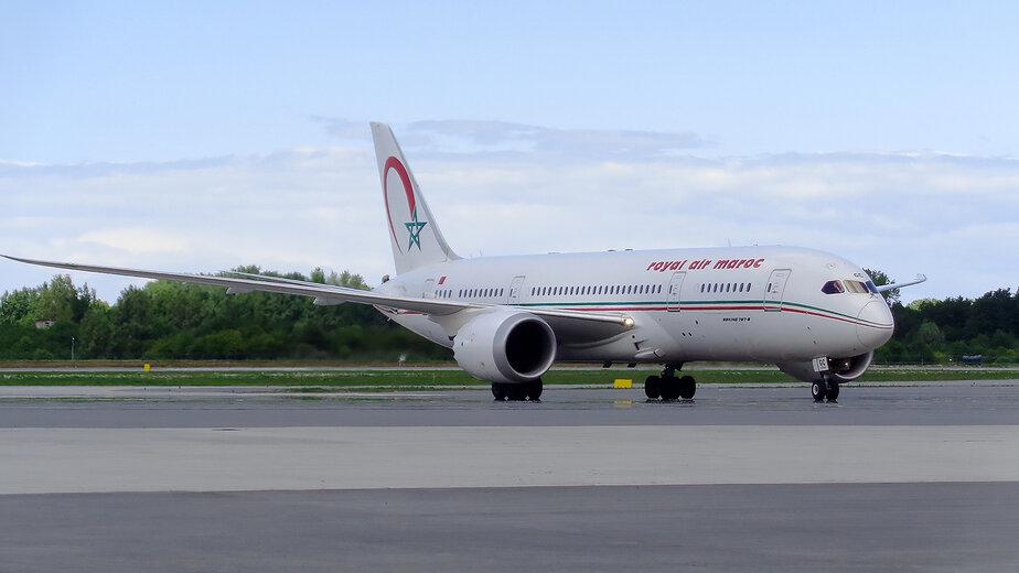 В Храброво впервые приземлился Boeing B 787 Dreamliner - Новости Калининграда | Фото: пресс-служба аэропорта