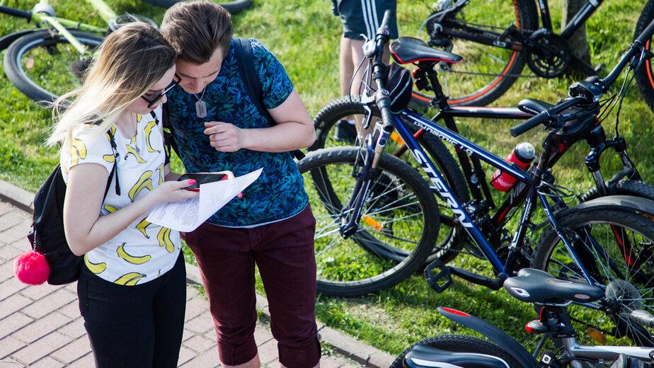 В Калининграде проведут бесплатный квест для велосипедистов - Новости Калининграда