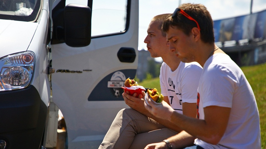 На Верхнем озере прошёл фестиваль региональной кухни - Новости Калининграда