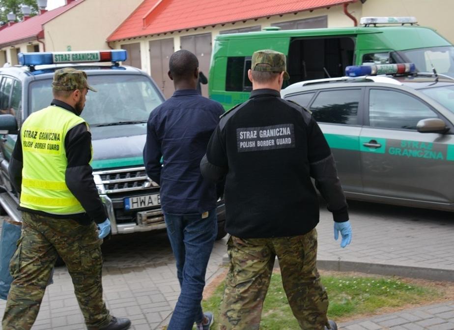 Фото: Варминьско-Мазурский отдел пограничной службы
