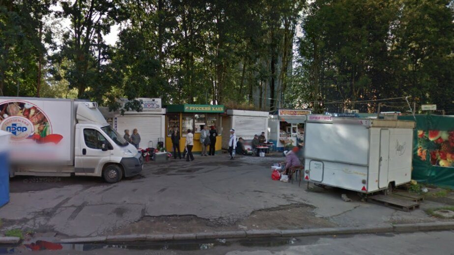 В Калининграде планируют благоустроить мини-рынок на Карла Маркса за счёт города - Новости Калининграда | Фото: Константин Сериков