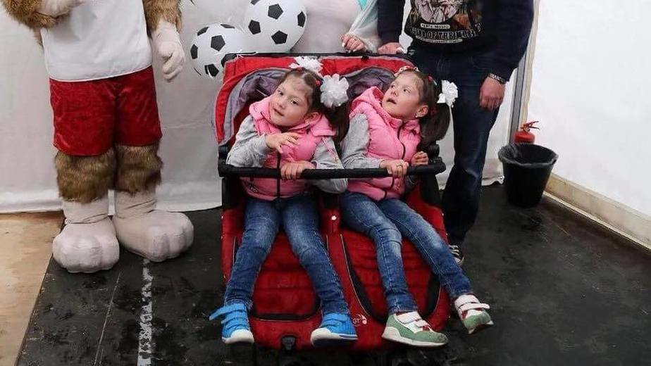 В Калининградском зоопарке пойдут на экскурсию незрячие дети и их ровесники с завязанными глазами    Фото из личного архива семьи