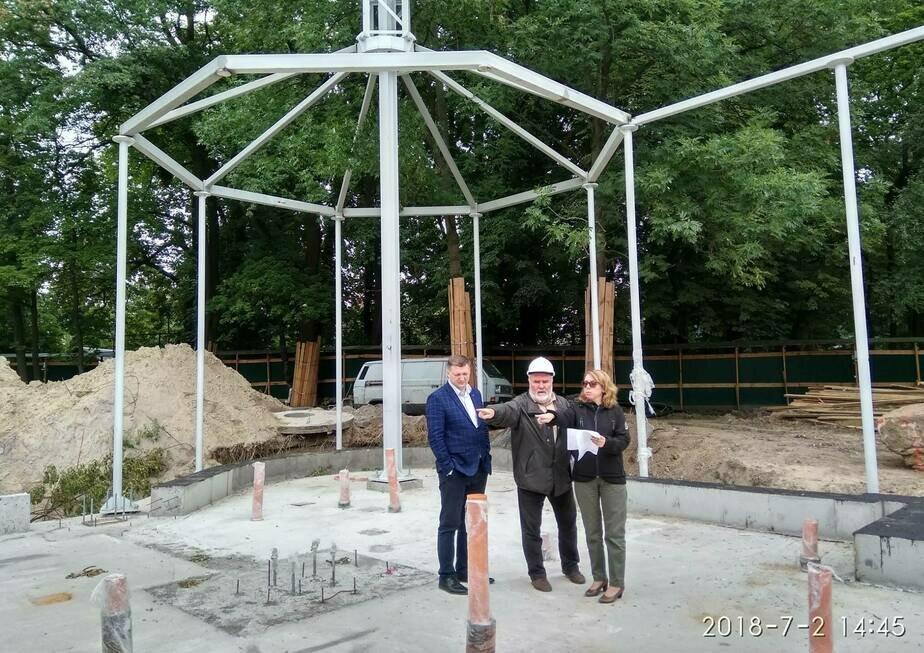 В Калининградском зоопарке начали строить Дом тропической птицы на месте старого львятника - Новости Калининграда | Фото: пресс-служба Калининградского зоопарка