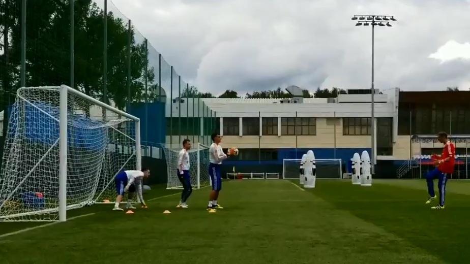 Фото: кадр из видео в Twitter