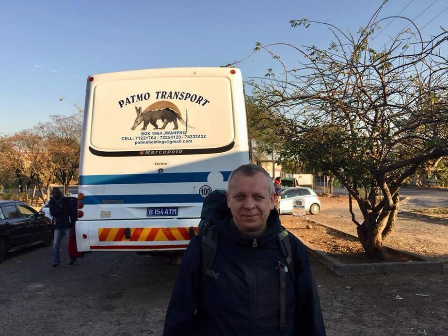 Слоны, водопады и деньги в ботинке: калининградец проехал семь тысяч километров по Африке на автобусах, поездах и маршрутках - Новости Калининграда   Из личного архива героя публикации