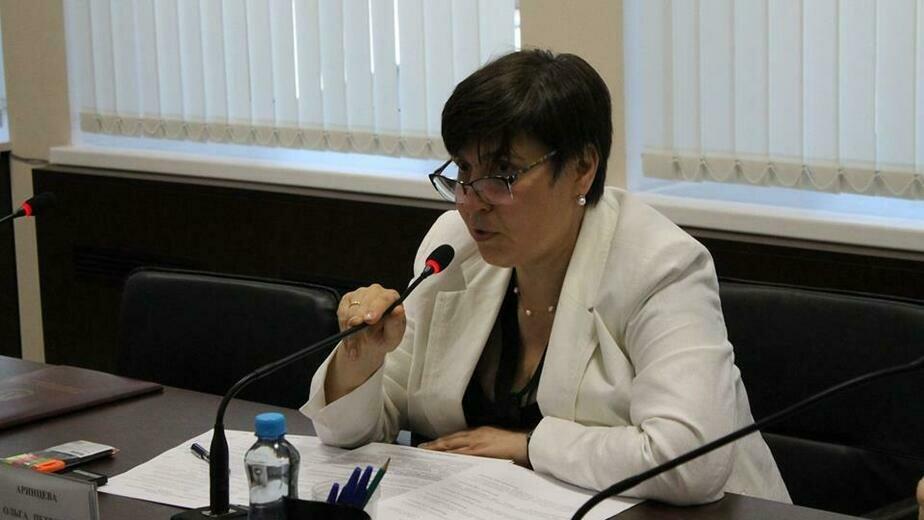 Ольга Аринцева | Общественная палата Калининградской области