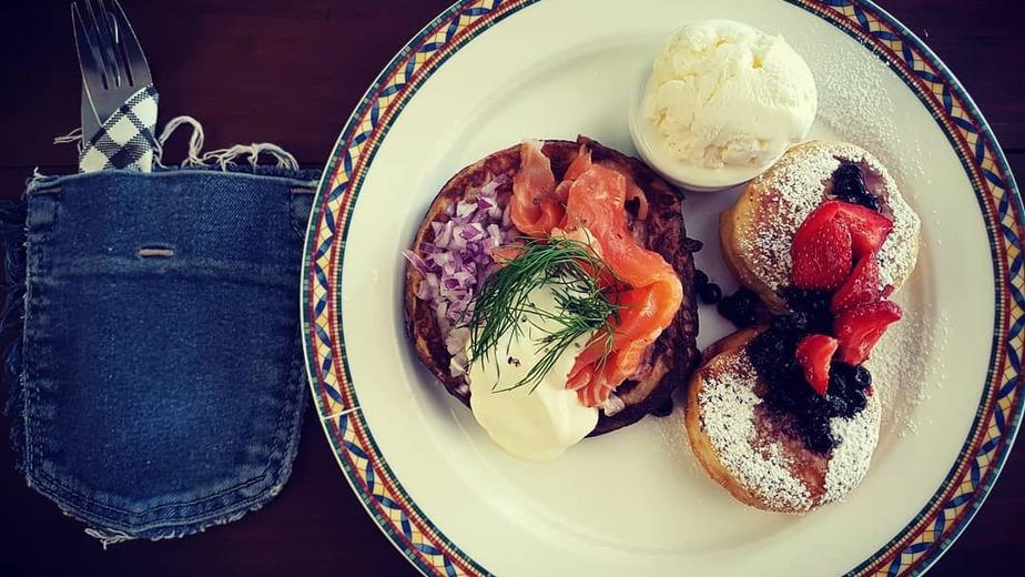 Ресторан в Хельсинки создал блюдо Trumputin к встрече президентов России и США - Новости Калининграда | Фото: Pekkakrook / Instagram