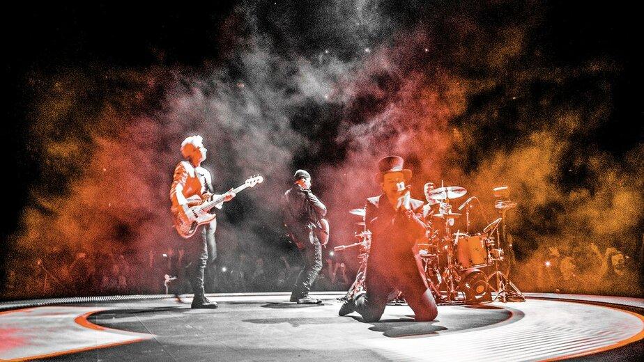 Billboard составил список самых высокооплачиваемых музыкантов мира - Новости Калининграда | Фото: официальный сайт группы U2