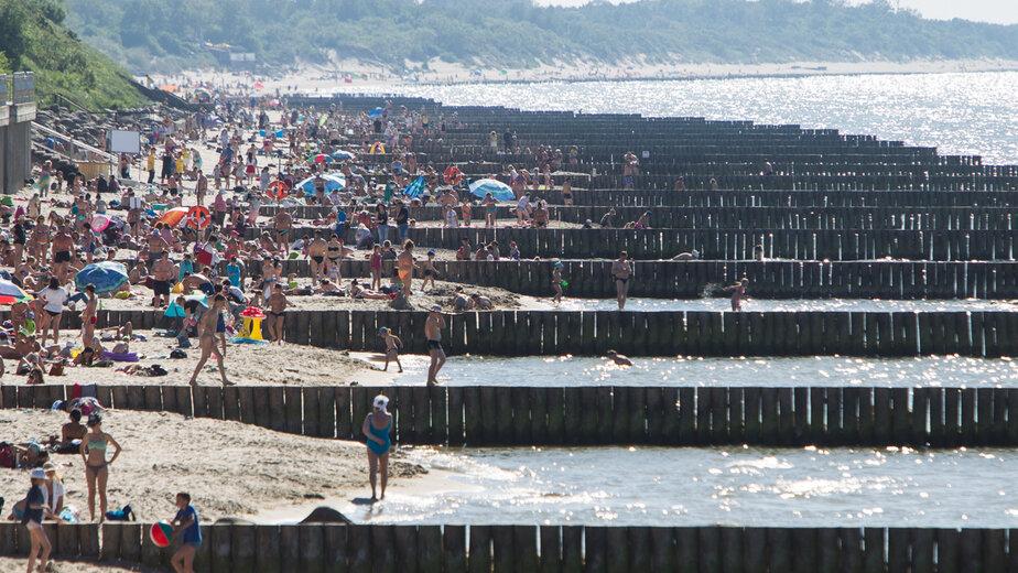 Прокуратура не нашла спасателей на популярных пляжах Зеленоградска - Новости Калининграда