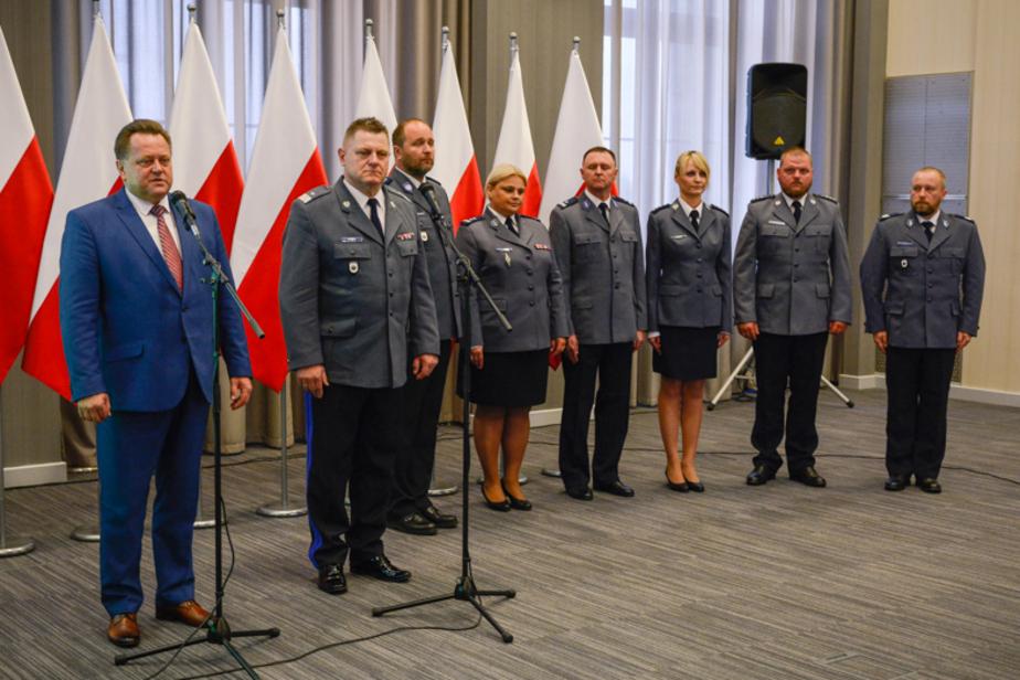 Министр внутренних дел РФ наградил польских полицейских за сотрудничество на ЧМ-2018 - Новости Калининграда | Фото: mswia.gov.pl