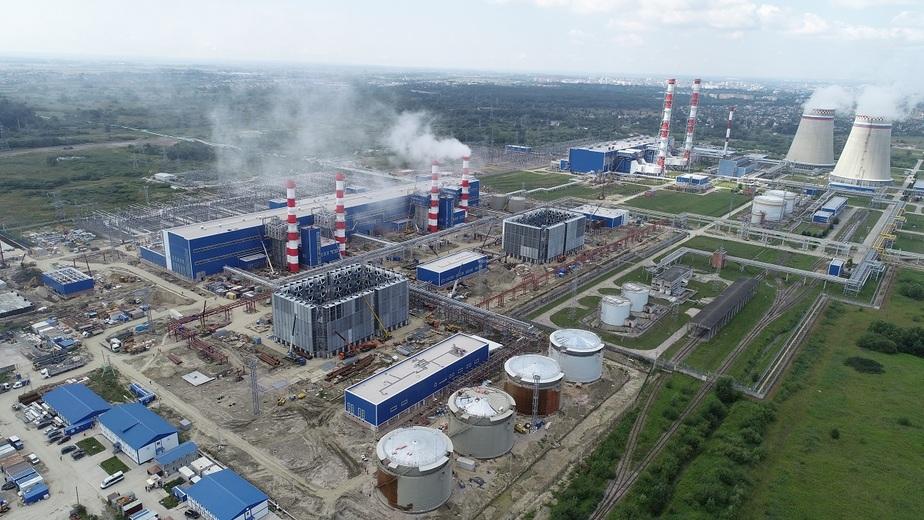 На Прегольской ТЭС протестировали первую газовую турбину - Новости Калининграда