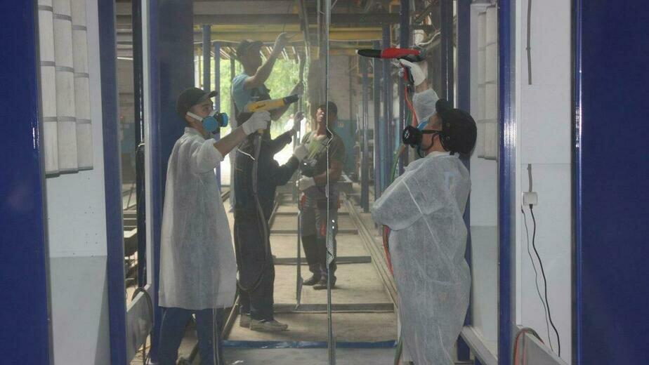 В Калининграде открылся нестандартный центр порошковой покраски  - Новости Калининграда