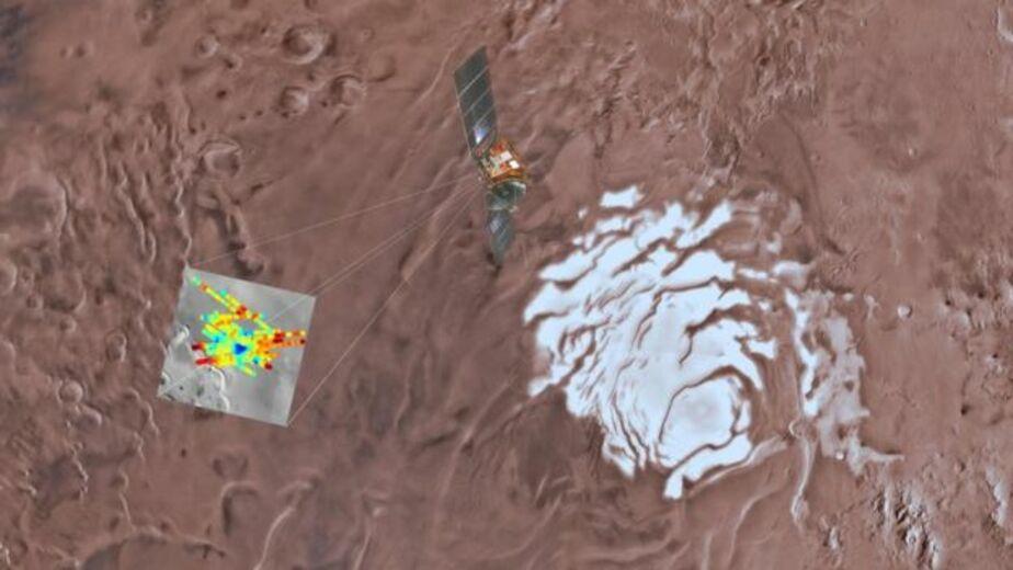 Фото: USGS ASTROGEOLOGY SCIENCE CENTER