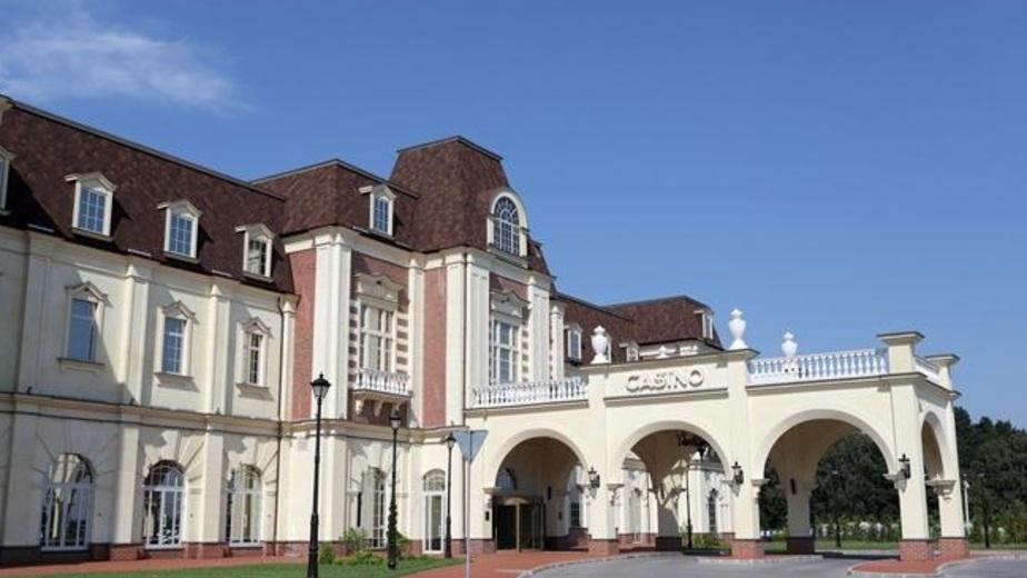 "На фото: казино в игорной зоне п.Куликово. Фото: ""Страна Калининград"""