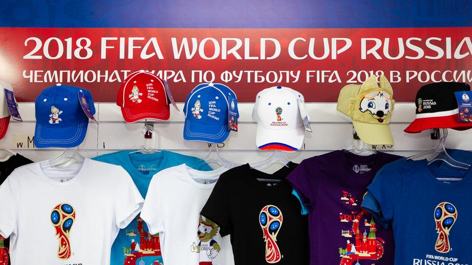Частичка чемпионата мира по футболу, оставшаяся в Калининграде  - Новости Калининграда