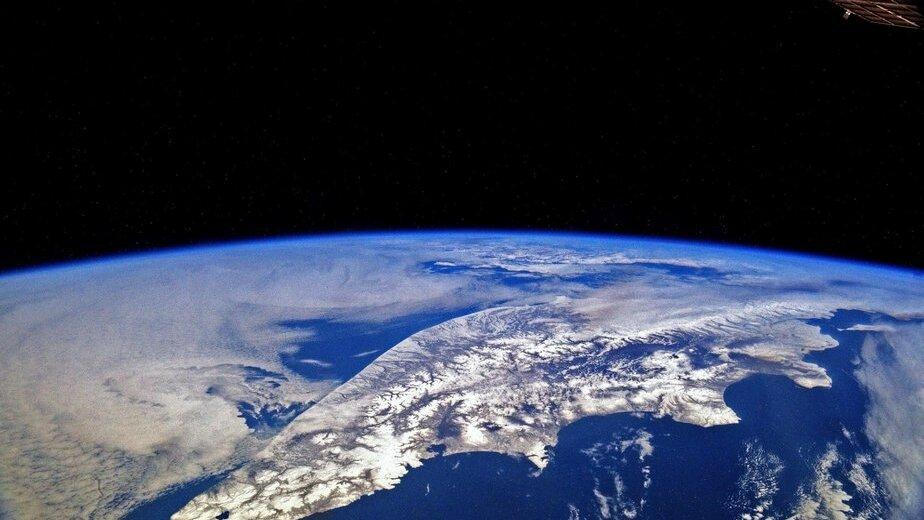 """Опрос: читатели """"Клопс"""" рассказали, верят ли они в инопланетян - Новости Калининграда   Фото: космонавт Роскосмоса Антон Шкаплеров"""