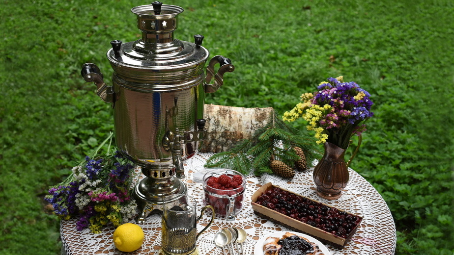 Чай из тульских самоваров — попробуй гармонию на вкус! - Новости Калининграда
