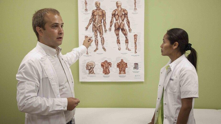 Непрофессиональная работа с проблемами мышц позвоночника и суставов может нанести вред - Новости Калининграда
