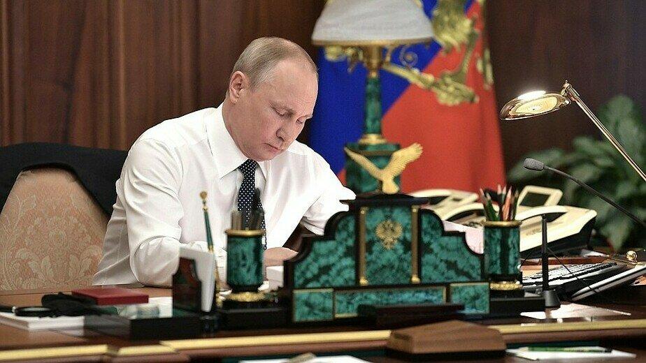 Путин подписал закон о калининградском офшоре - Новости Калининграда | Фото: kremlin.ru
