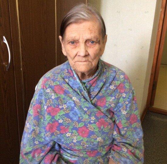 В Калининграде полиция устанавливает личность пожилой женщины с потерей памяти (фото) - Новости Калининграда | Фото: пресс-служба регионального УМВД