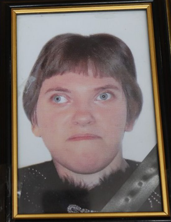 На фото погибшая Яна Сорокина   Фото: личный архив семьи