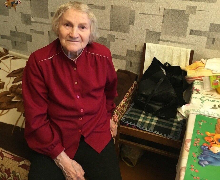 В Калининграде пропала 89-летняя пенсионерка - Новости Калининграда | Фото предоставлено родственниками пропавшей