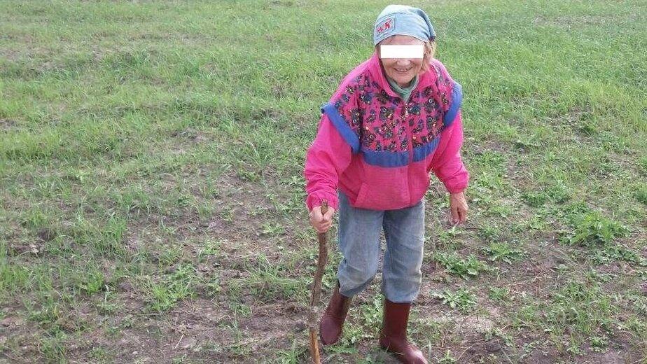 В Гвардейском районе спасатели вывели из леса заблудившуюся 79-летнюю пенсионерку - Новости Калининграда | Фото: очевидец